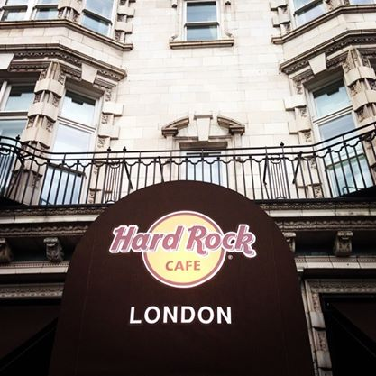 If you're looking for a fun place to eat, Hard Rock Café is the place to go!