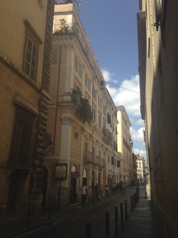 Roman Street, Rome, Italy- Woodward- photo 1