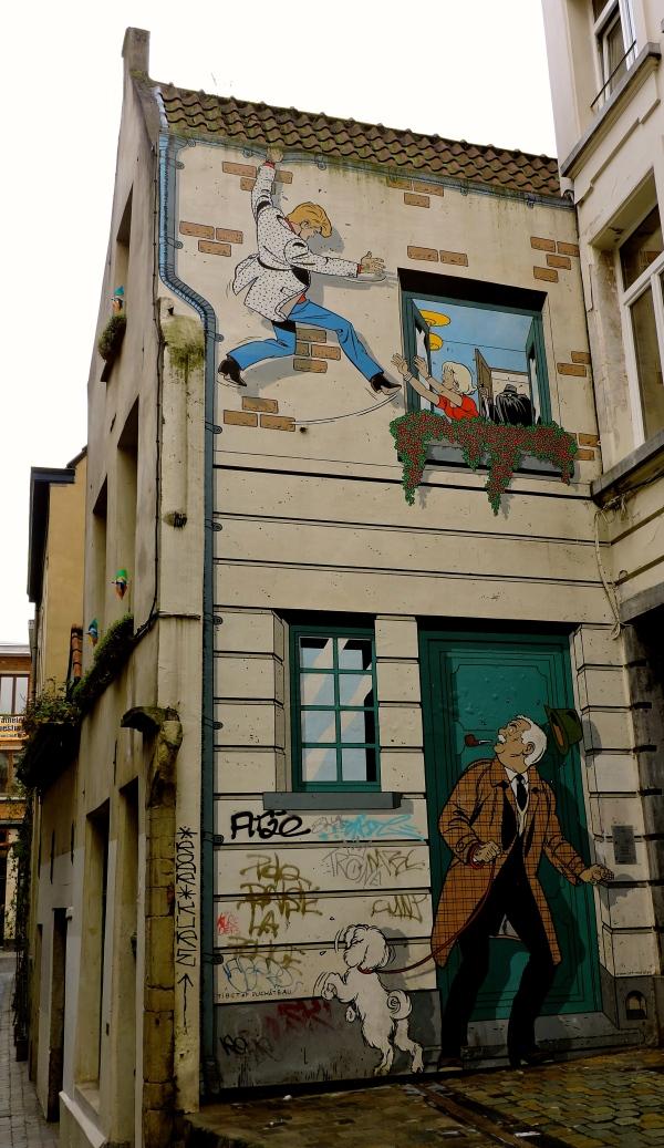 Ric Hochet, Brussels, Belgium, Westberg - Photo 4