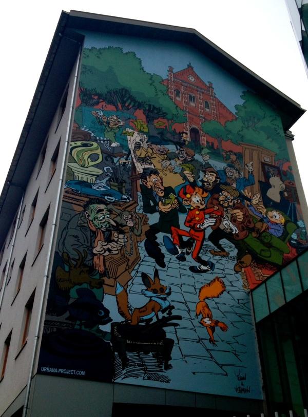 Spirou, Brussels, Belgium, Westberg - Photo 9