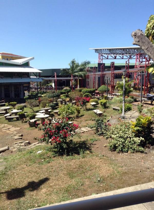 My university in Costa Rica