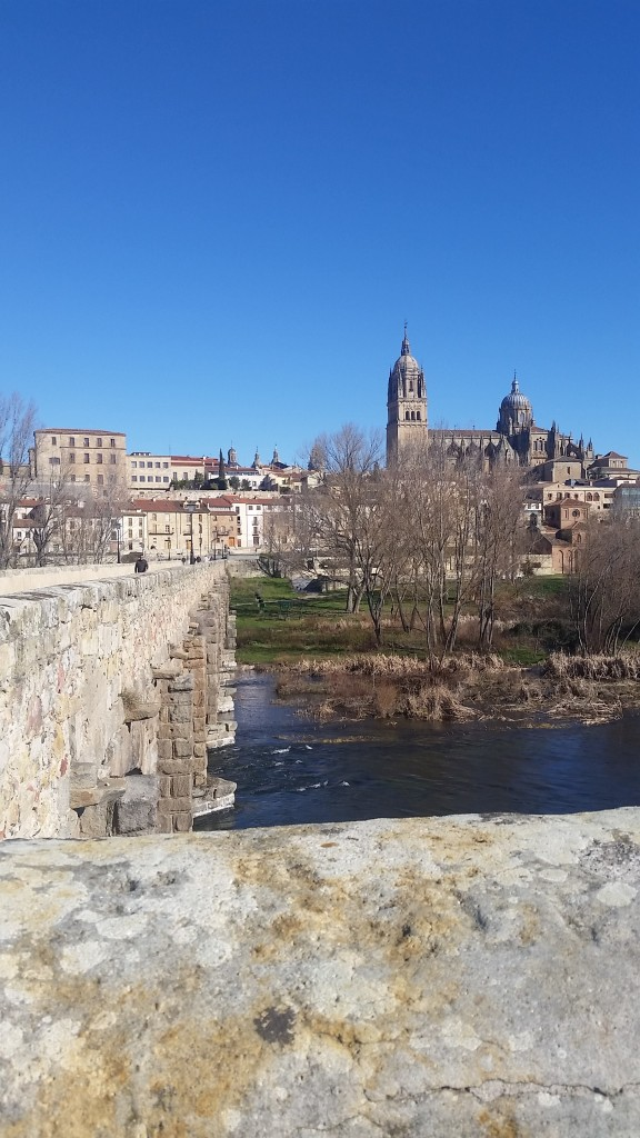 Running trail-Salamanca, Spain- Dawson