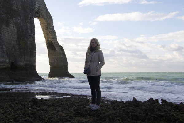 etretat, france, olson, 1