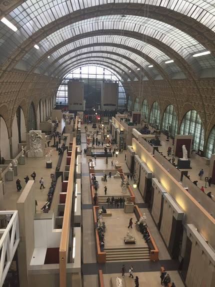 Massive museums are often too overwhelming to experience in a single day, but getting free entry means I can go to the Louvre and the Musée d'Orsay all the time!