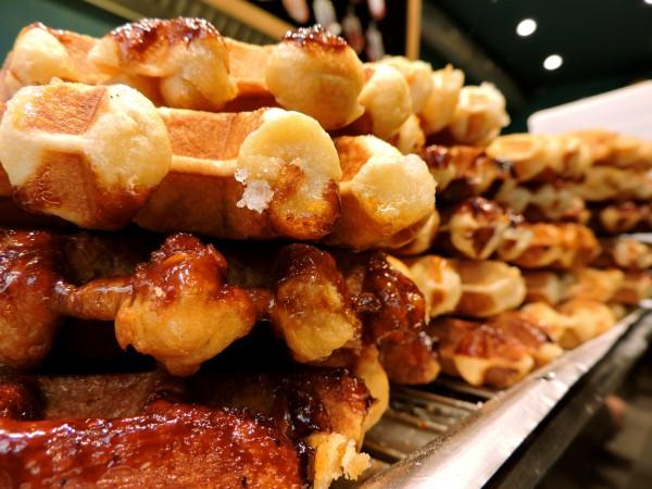 Waffle 2, Brussels, Belgium, Westberg - Photo 2