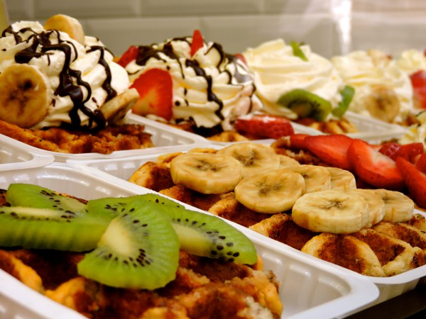 Waffle, Brussels, Belgium, Westberg - Photo 1