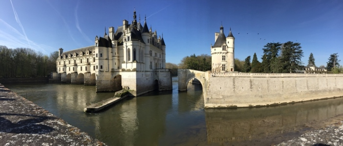 """Chenonceau"""" Chenonceau is amazingly built over water"""