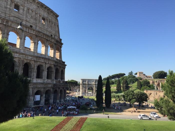 Colosseum, Rome, Italy-Druziako- Photo 1