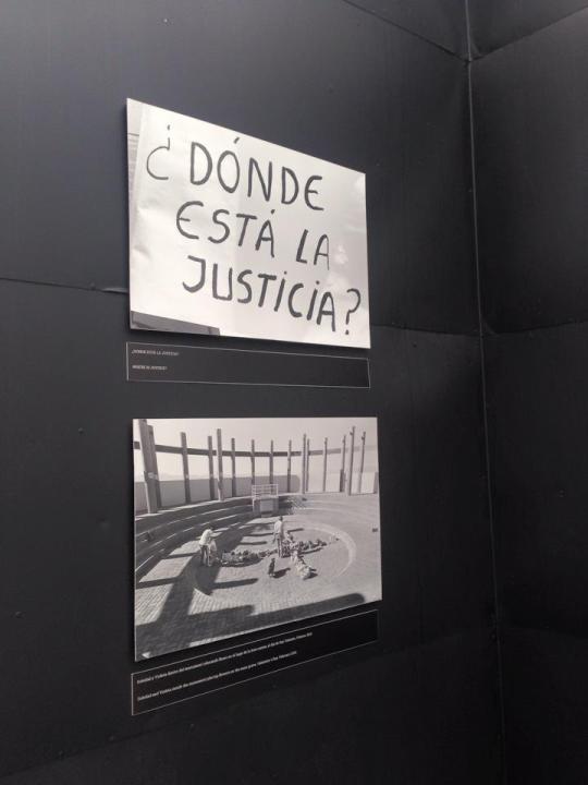 Donde esta la justicia