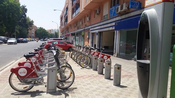 Bicycles, Seville, Spain, Sariol-Clough - Photo 3