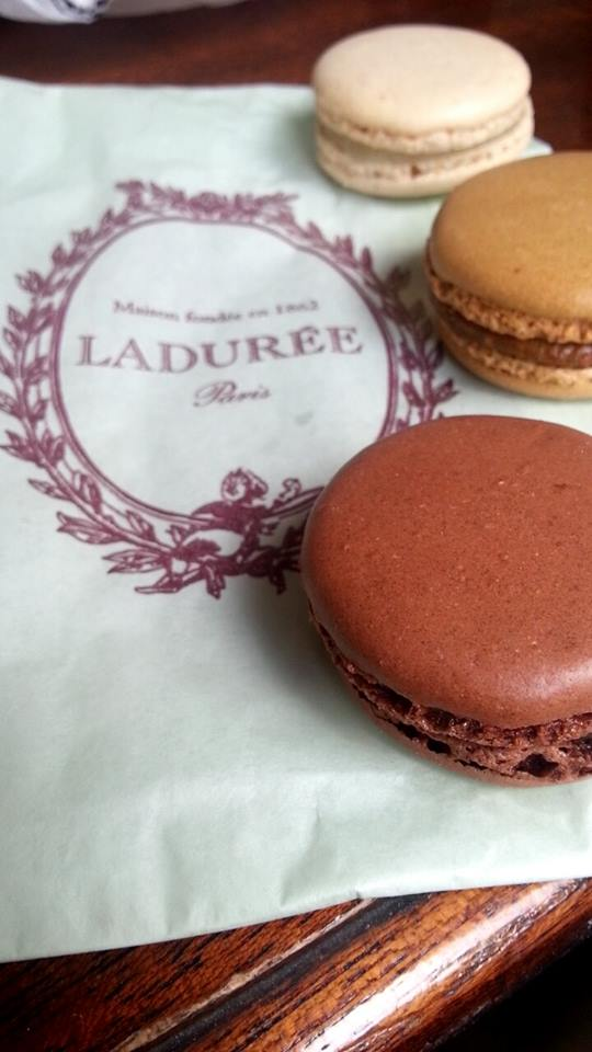 Laduree, Paris, France, Kirsch - Photo 1