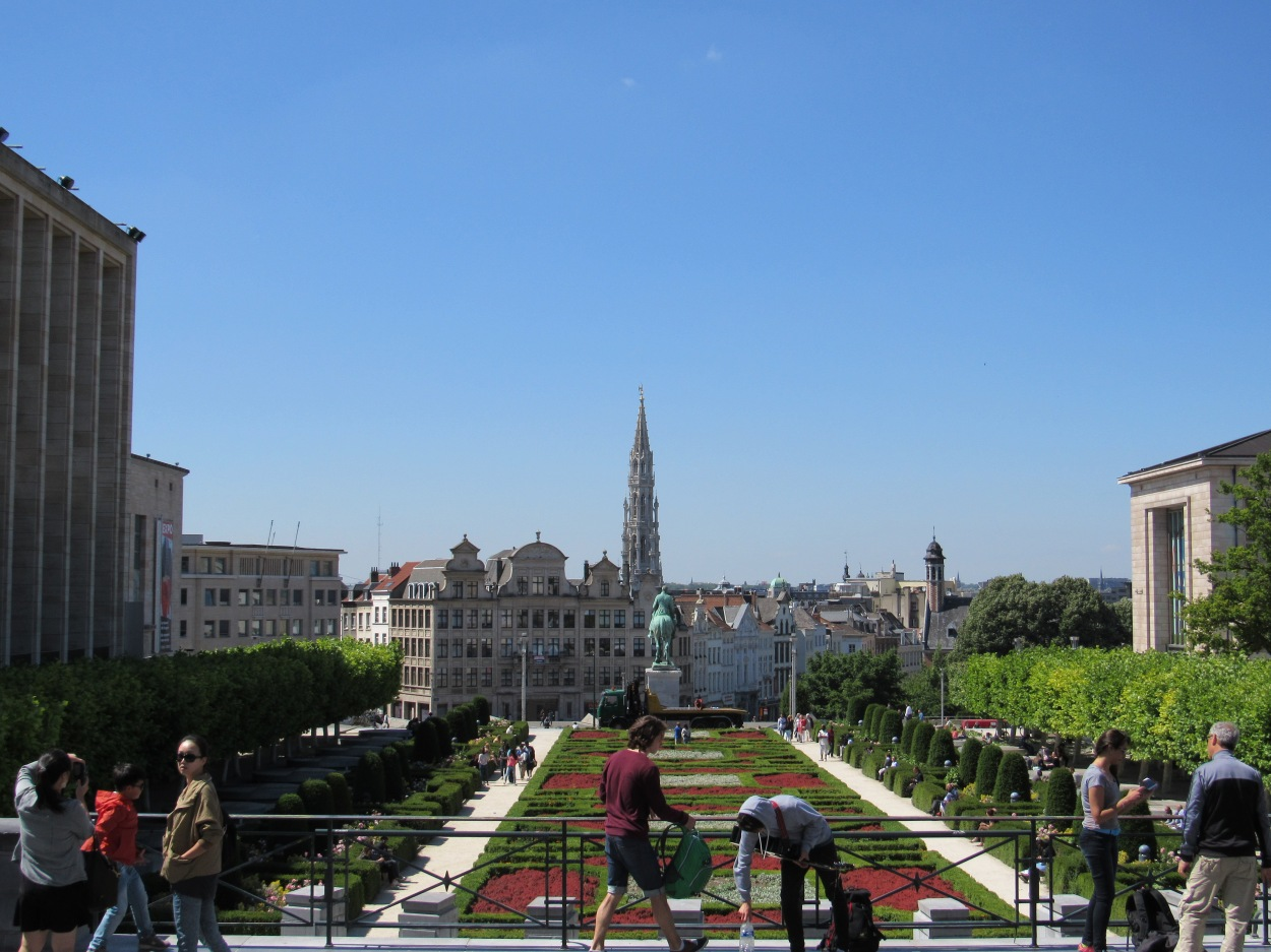 Place de la Albertine' Near the city center and throughout, Brussels offers beautiful views and a great taste of Europe.