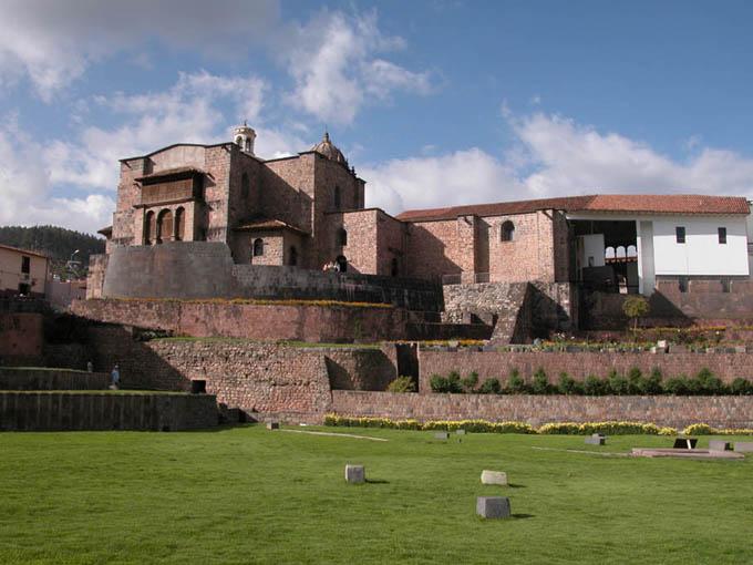 Qorikancha, Cusco, Peru, Hofmeister, 4