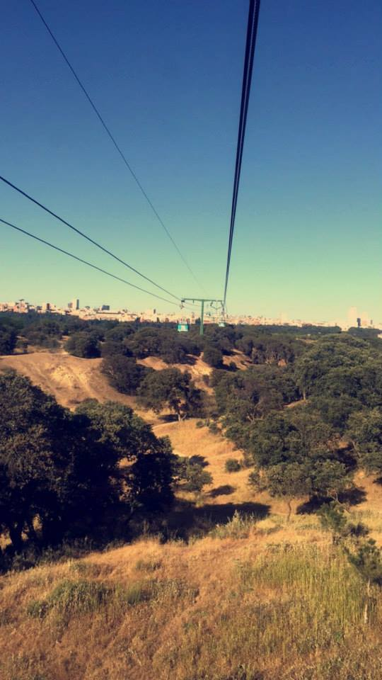 Casa de Campo cable car lift