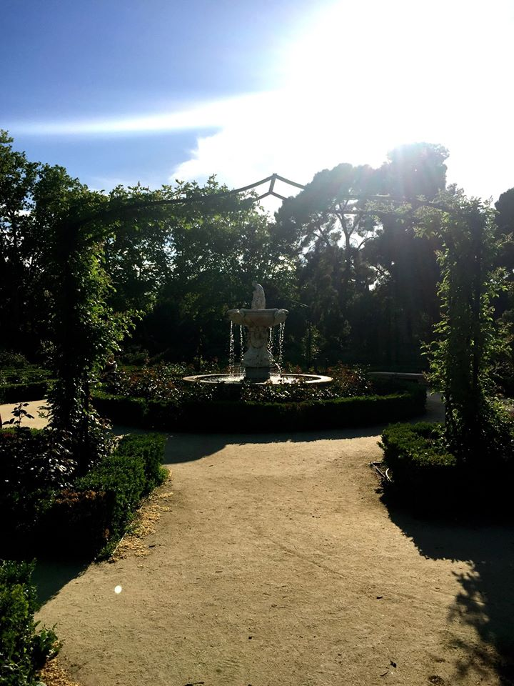 Gardens of Retiro Park
