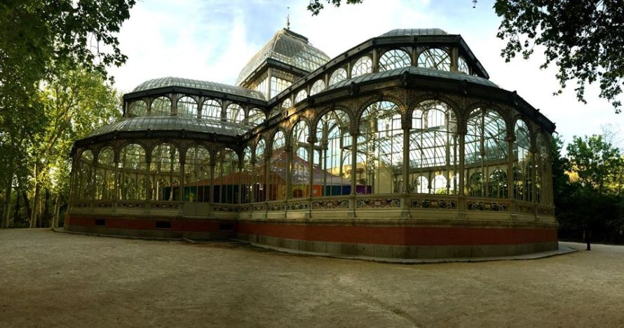 Palacio de Crystal, Retiro Park
