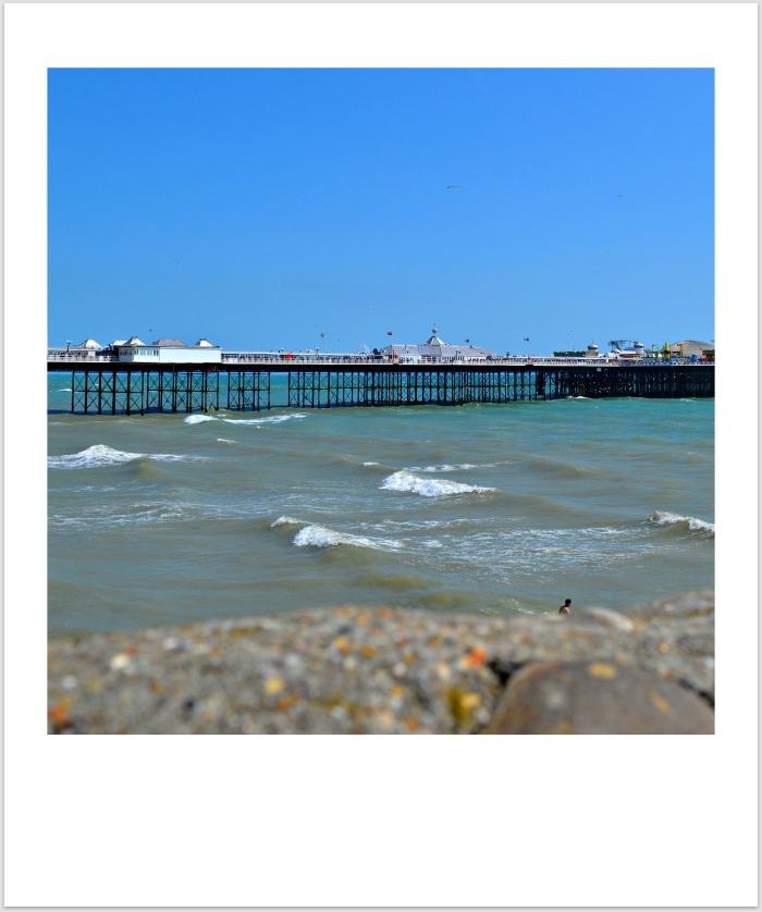 Seaside, Brighton, England, Vergara, Number 1