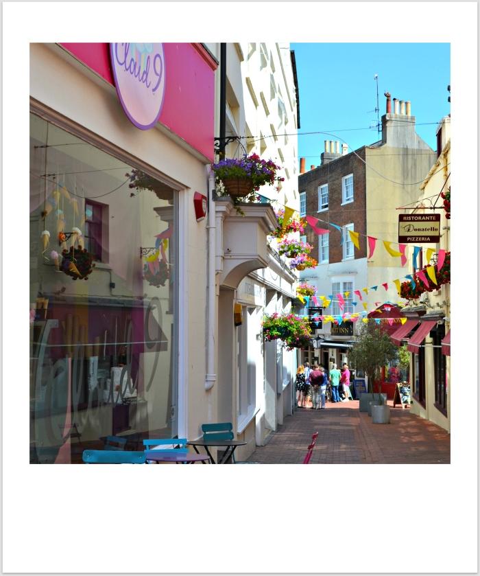 Streets, Brighton, England, Vergara, Number 4