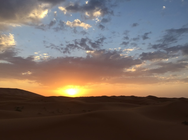 Sunrise, Merzouga, Morocco G+ç+¦ Ashour G+ç+¦ Photo 7