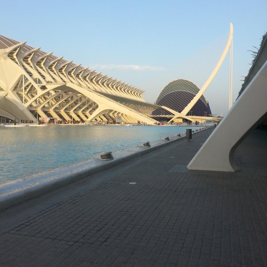 Ciudad de Artes y Ciencias, Valencia, Spain, Davis- Photo 2