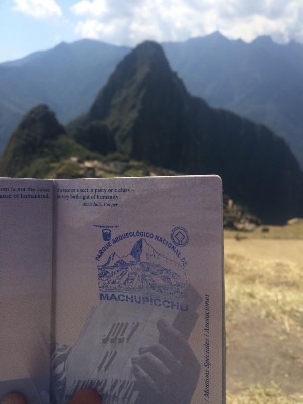 Machu Picchu, Peru, Schell, Photo 5