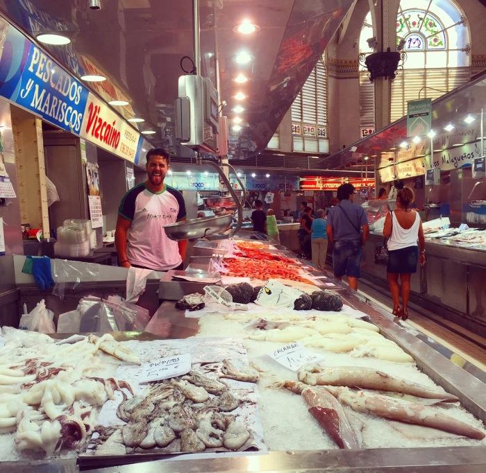 Mercado Central, Valencia, Spain - Camerino - Photo 1 (1)