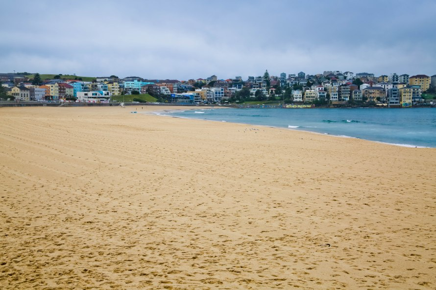 Bondi Beach, Sydney, Australia, Renard- Photo1