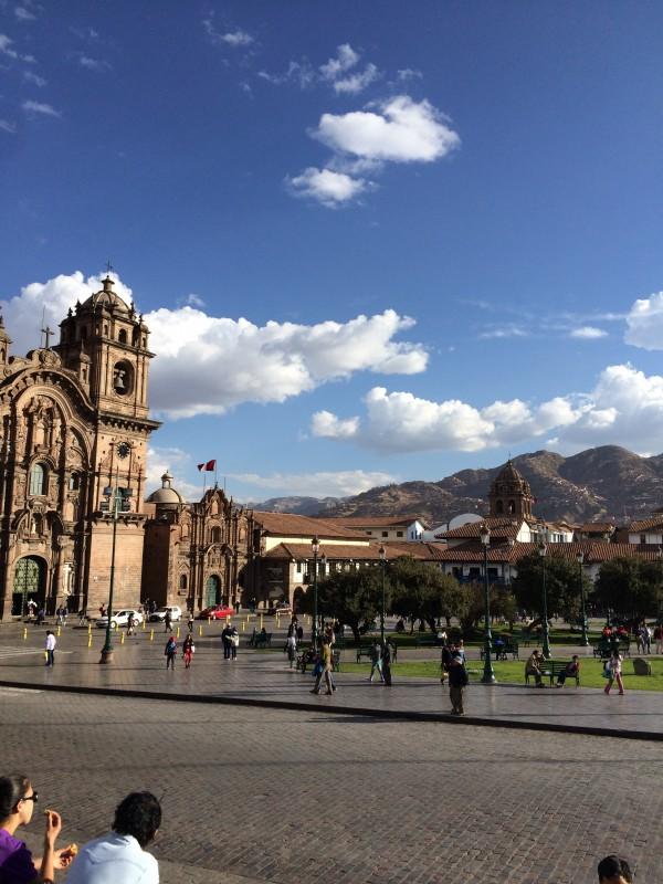 Cusco, Peru, Schell, Photo 1