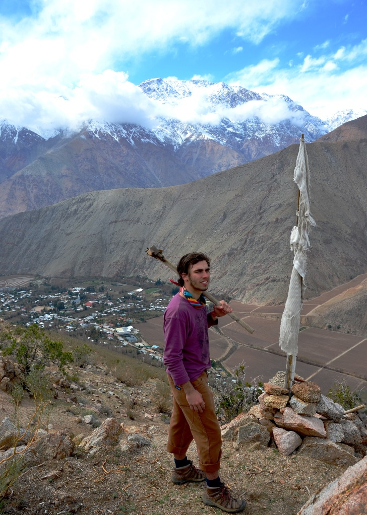 Daniel Mtnside, Pisco Elqui