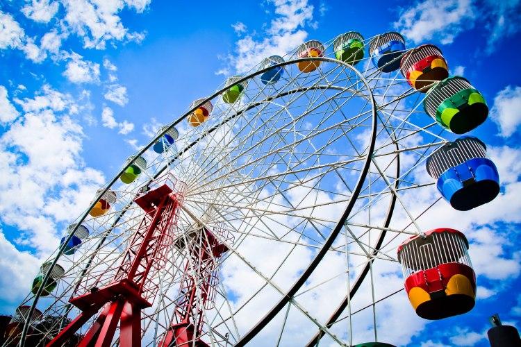 Ferris Wheel, Sydney, Australia, Renard - photo 12