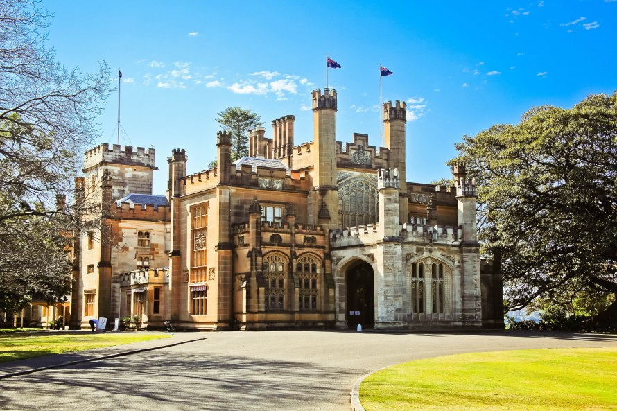 Government House, Sydney, Australia, Renard - photo 9