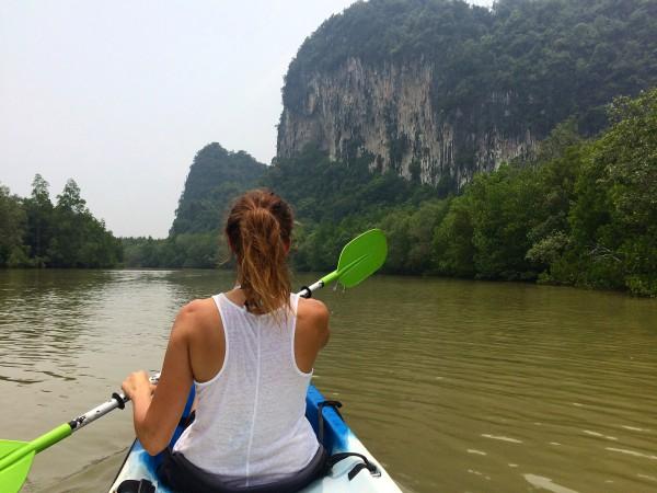 Kayak, Krabi, Thailand- Brown - Photo 3