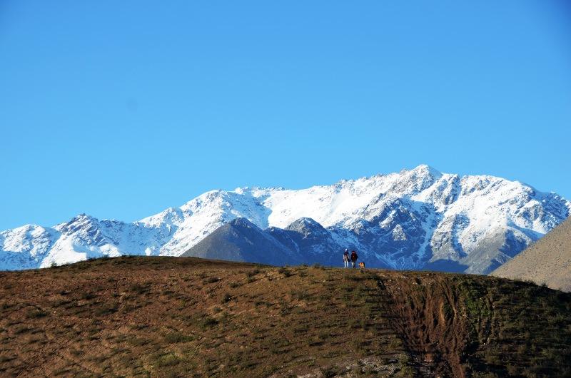 Montañas, Pisco Elqui