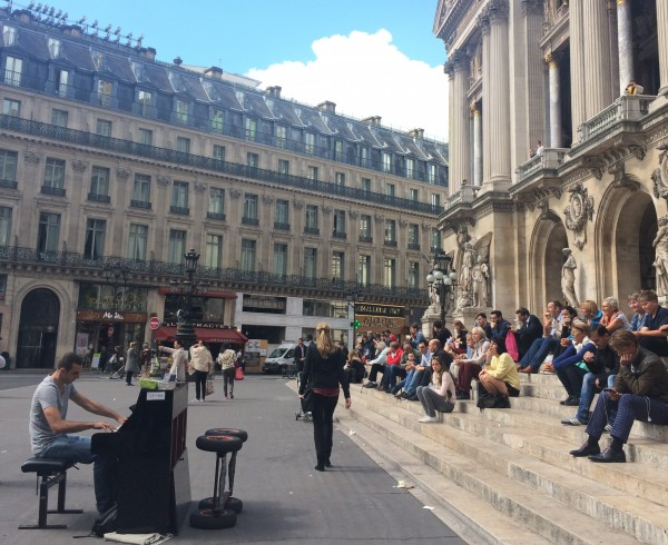 Opera, Paris, France, Bennett #1