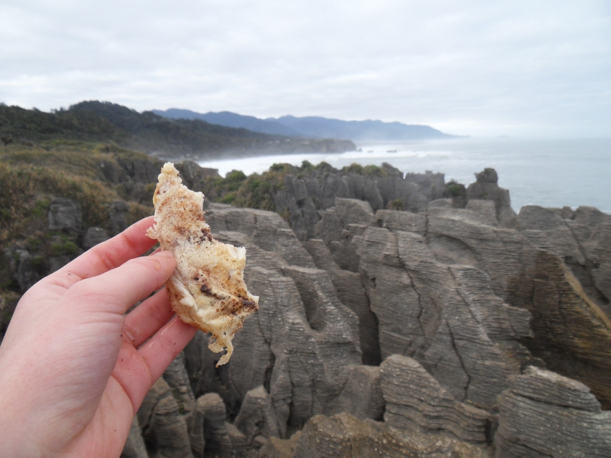 Pancake Rocks, New Zealand. ISA Student Blog: https://isastudentblog.wordpress.com/