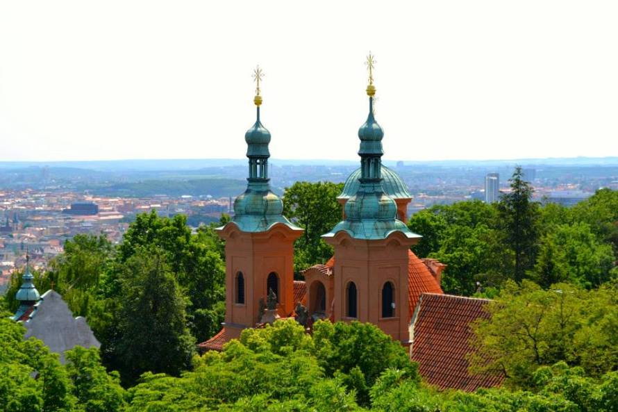Petrin Tower, Prague, Czech Republic-Bjornsen- Photo 5