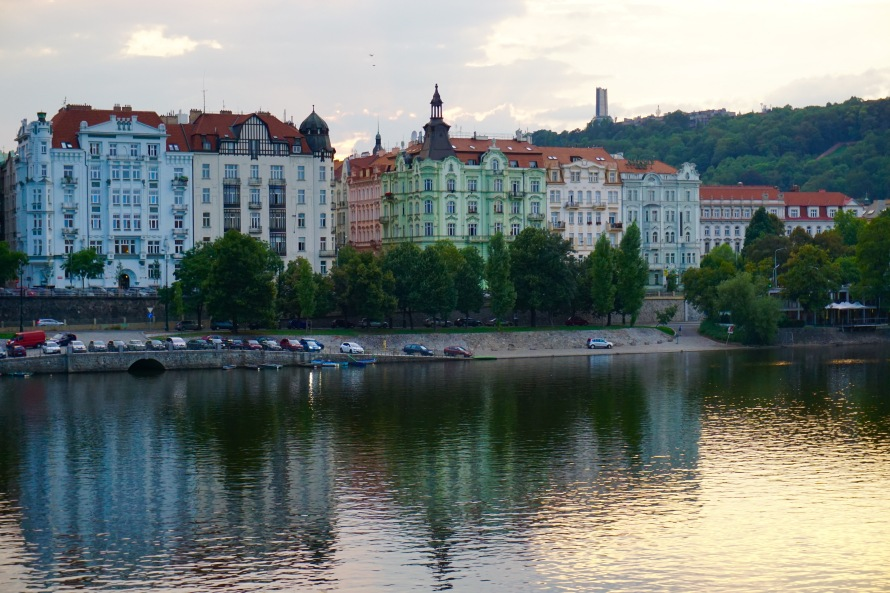 River Walk, Prague, Czech Republic-Bjornsen- Photo 6