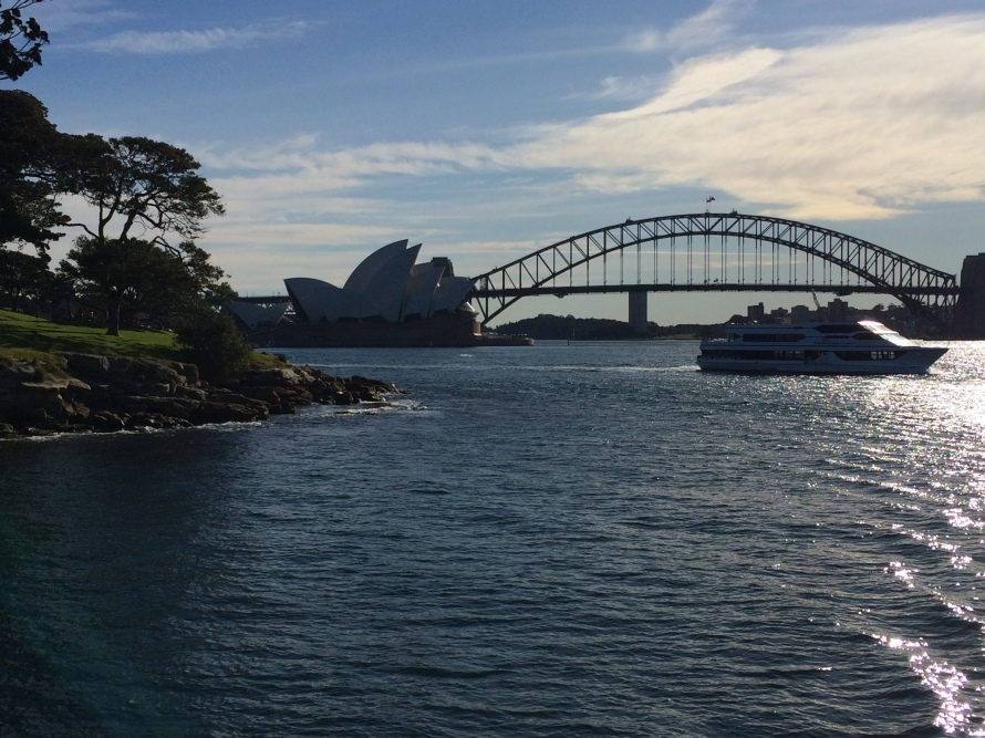Sydney Harbour, Sydney, Australia, Fogarty - Photo 2