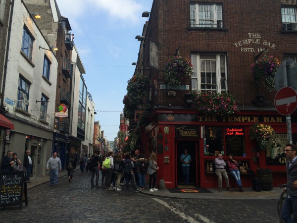 Temple Bar, Dublin, Ireland - Sakowski - Photo 1