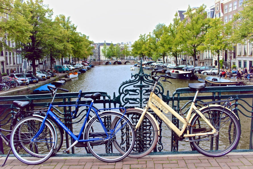 Amsterdam Canal, Amsterdam, Holland, Morfe- Photo 7