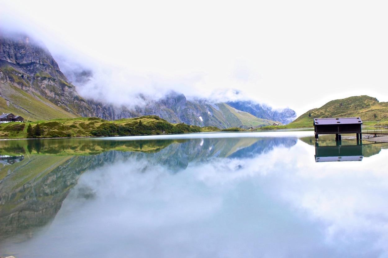 LakeTrubsee,Engelberg,Switzerland,- Morfe - Photo 1