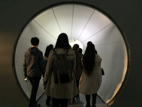 LV Exhibition, London, UK, Dowd 1