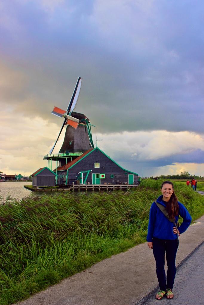 Zaanse Schans, Amsterdam, Holland, Morfe- Photo 11