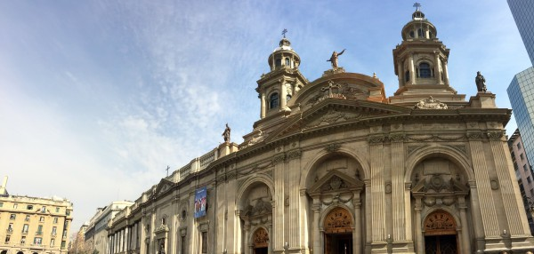 02 Plaza de Armas, Santiago, Chile, Kawahigashi