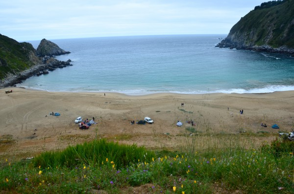 beach camping, las docas, chile- McGowin- Photo 3