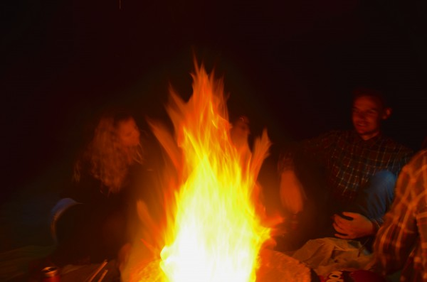 campfire, las docas, chile- McGowin- Photo 5