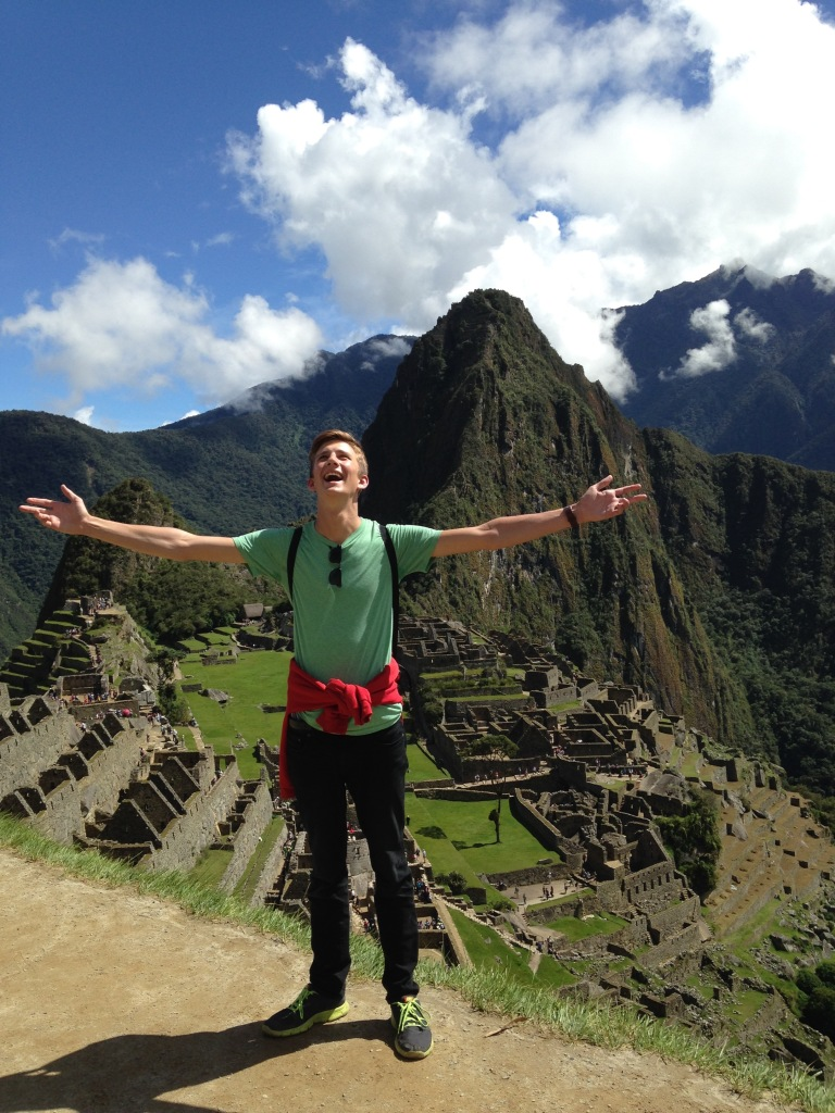 An interview with Joseph, an ISA Service-Learning alum in Lima, Peru.