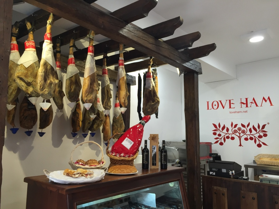 Jamon is Everywhere in Spain | ISA Student Blog
