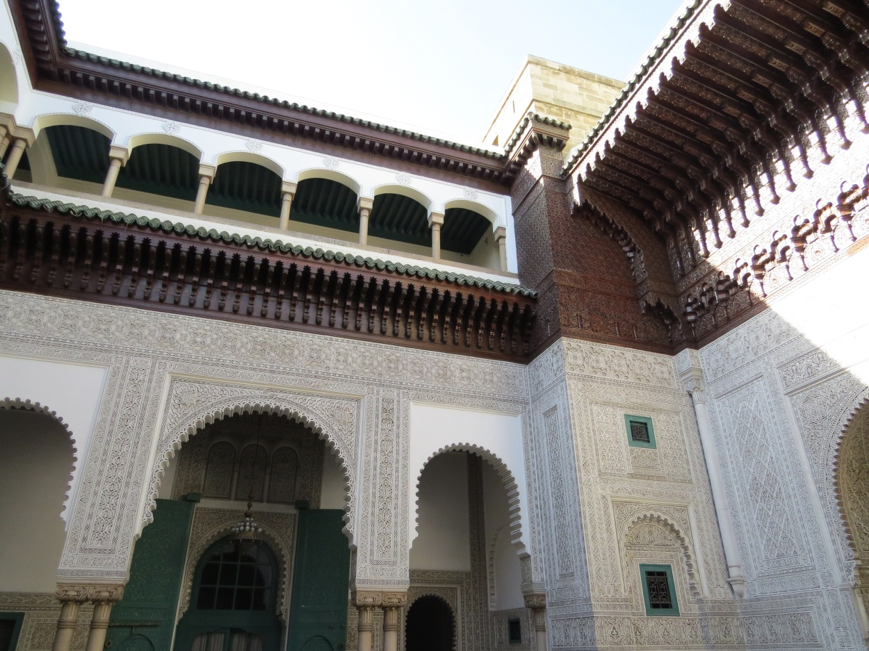 Medina Center in Fez
