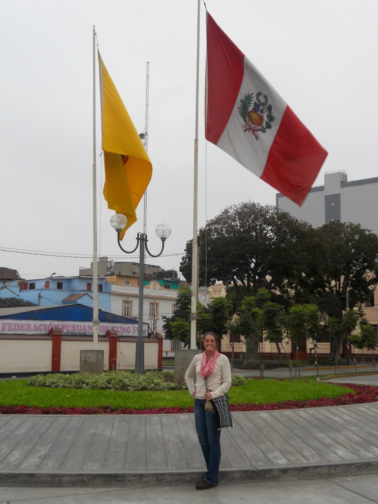 An interview with Callie, ISA Service-Learning alumna in Lima, Peru